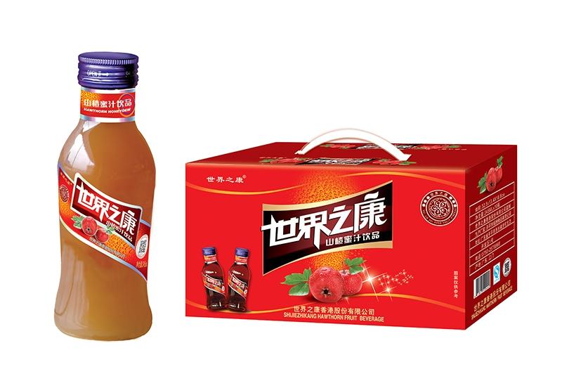 245ml山楂蜜汁瓶装