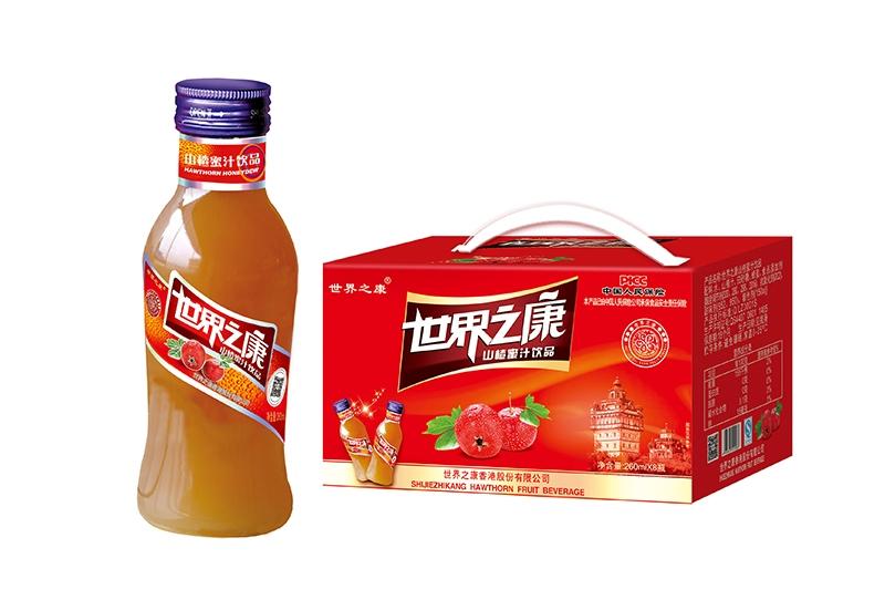 260ml山楂蜜汁