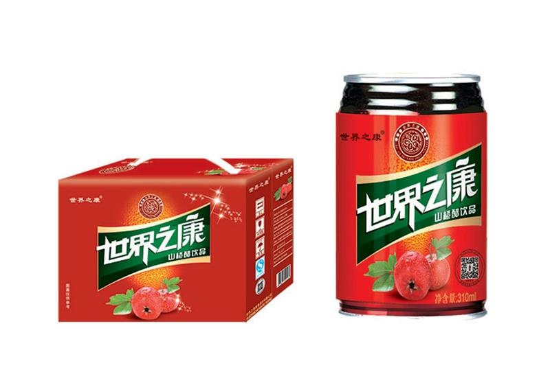 310ml×12原味山楂醋